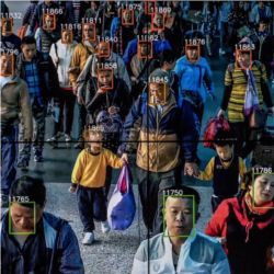 China facial recognition