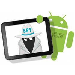 "The study found ""several"" Android apps spying on their users."
