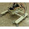 Sprawling Wheel Leg Robot Crawls and Climbs