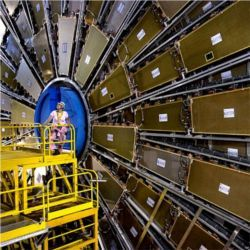 ATLAS detector, Large Hadron Collider