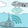 Wireless Communication Breaks Through Water-Air Barrier