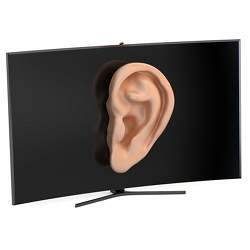 Smart television sets will have a better understanding of what you say to them.