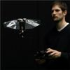 This Nifty Flying Robot Can Hover, Bank, and Turn as Deftly as a Fruit Fly