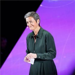 Margrethe Vestager, EU Competition Commissioner