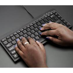 The simple act of typing can identify your potential to suffer from a variety of disorders.