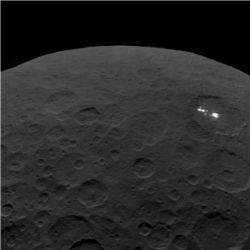 Ceres, Occator Crater