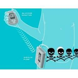 Insulin pumps are among the medical devices insufficiently protected from being hacked.