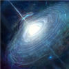 Galactic Beacons Get Snuffed Out in a Cosmic Eyeblink