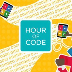 Hour of Code, illustration