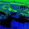 The German Sub Sank 76 Years Ago. Now Its Story Is Being Revealed in Eerie Fluorescent Detail.