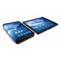 Samsung smartphones featuring the bendable Infinity Flex Display.