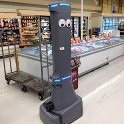 Giant Food Stores Will Place Robotic Assistants at 172 Locations