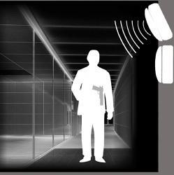 Patriot One's NForce CMR1000 system detects concealed weapons.
