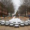 George Mason Students Have New Dining Option: Food Delivered by Robots
