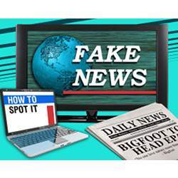 Fake news and how to spot it.