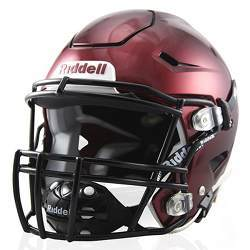 A Riddell tech-enhanced football helmet.
