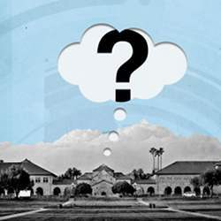 Questions hang over Stanford University.