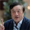 The ­S Cannot Crush ­s, Says Huawei Founder