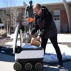 How GMU Students' Eating Habits Changed When Delivery Robots Invaded Their Campus