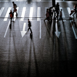 Pavement sensors can tweak signal timing so pedestrians and cyclists have enough time to cross roads.
