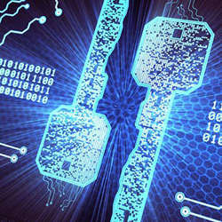 Quantum computing could be the key to penetrating all encryption schemes.