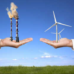 Is your datacenter powered by fossil fuels, or renewable energy?