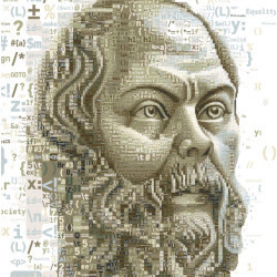 Socrates, illustration
