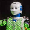 Biologically Inspired Artificial Skin Improves Sensory Ability of Robots