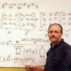 Alexander Stoytchev with the derivation for the ICZT algorithm in structured matrix notation.