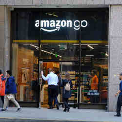 Amazon Gos retail concept appears to be gaining popularity among shoppers.