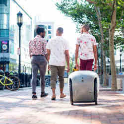 It's Never Been Easier to Avoid Walking. A Cargo-Carrying Robot Might Change That