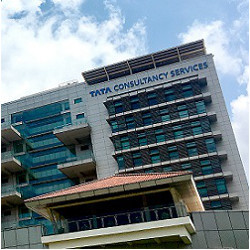 Tata Consultancy Services building