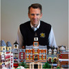 Engineering Dean Gets Creative With His LEGO City