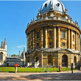 Radcliffe Camera building at Oxford University