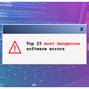 Top 25 Most Dangerous Software Errors