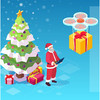 Should Santa Deliver by Drone?