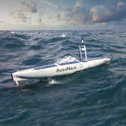 Using a Robot to Deploy Robots in Remote Oceans