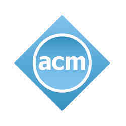 The ACM logo.