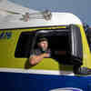 Wearable Tech Tells Drowsy Truckers It's Time to Pull Over