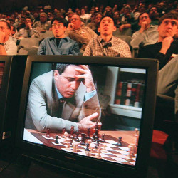 Garry Kasparov on TV vs Deep Blue in 1997