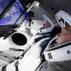 'This is Certainly Different': Astronauts on Controlling the Dragon Spacecraft Via Touchscreen