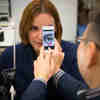 Smartphone App to Help Assess Anemia by Taking Picture of a Person's Eyelid