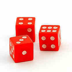 Algorithm Quickly Simulates Roll of Loaded Dice