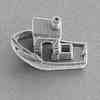 Scientists Use 3D Printer to Create World's Smallest Boat