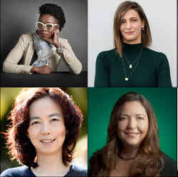 Women at the forefront of the field of artificial intelligence hail from academia, startups, large technology companies, venture capital, and beyond.