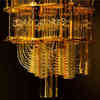 Tiny Quantum Computer Solves Real Optimization Problem