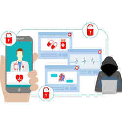 Healthcare organizations are being hit with cyberattacks.