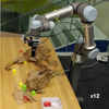Robot Senses Hidden Objects