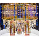 Inside a quantum computer at IBM.