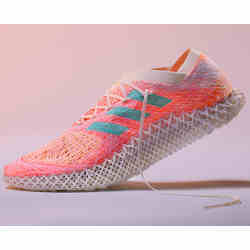 Classify This Robot-Woven Sneaker with 3D-Printed Soles as 'Footware'
